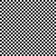 Black And White Check Pattern ...