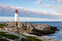 Peggy's Cove & Lighthouse