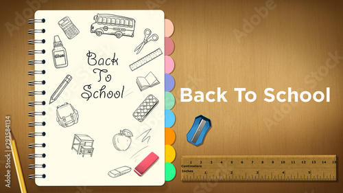 Back To School - 293584134
