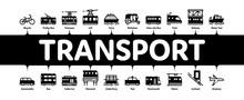 Public Transport Minimal Infog...