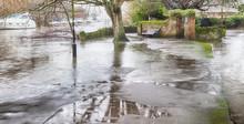 River Avon Major Flood 2014