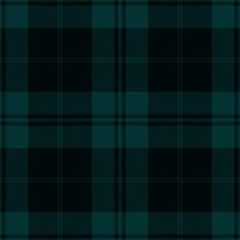 Blue Tartan Plaid Patten. Scot...