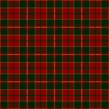 Christmas Festive Tartan Plaid Patten. Scottish Textile Design.