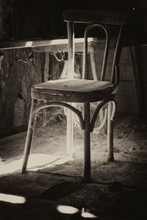 Cobweb Indoor Chair In Abandon...