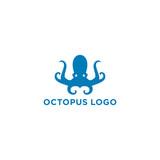 Fototapeta Fototapety na ścianę do pokoju dziecięcego - Inspirational design of the octopus logo