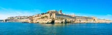 Landscape With Old Fort Saint ...