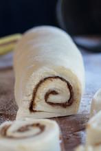 Homemade Cinnamon Roll Dough O...