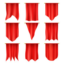 Royal Flags, Hanging Pennant A...