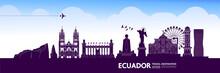 Ecuador Travel Destination Gra...
