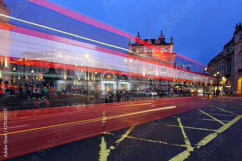 Routemaster London Canvas Print