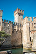 Scaliger Castle in Sirmione at the Lake Garda in Italy 06