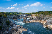 Great Falls Potomac Waterfall ...