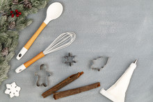 Utensils For Christmas Baking ...