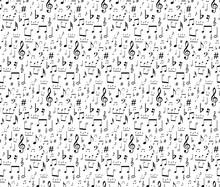 Seamless Musical Symbols And M...