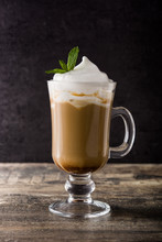 Peppermint Coffee Mocha For Ch...