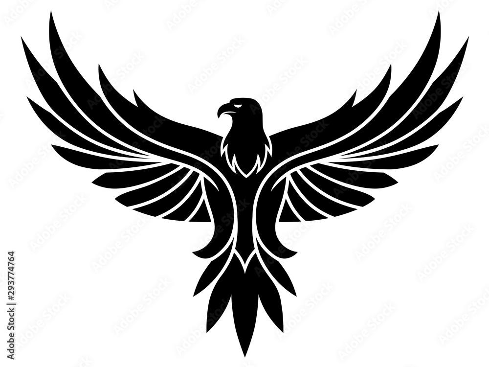 Fototapeta Eagle emblem