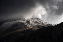 Stunning Moody Dramatic Winter...