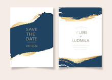 Invitation Cards With Luxuriou...