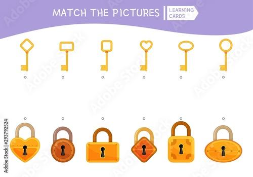 Photo Matching children educational game