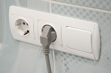 Switch, Electrical Outlet And ...