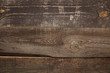 canvas print picture - background of dark wooden textured surface with copy space