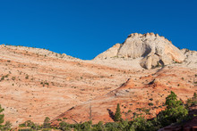 Zion National Park Low Angle L...