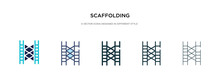 Scaffolding Icon In Different ...
