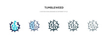 Tumbleweed Icon In Different S...