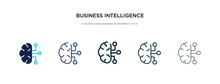 Business Intelligence Icon In ...