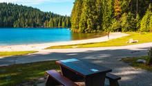 Sasamat Lake From White Pine B...
