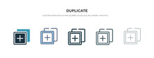 Duplicate Icon In Different St...