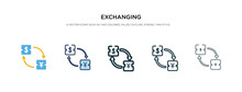 Exchanging Icon In Different S...