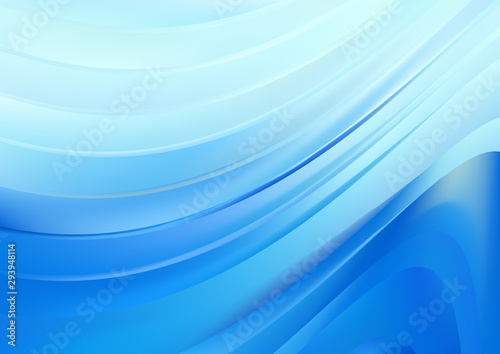 Blue abstract creative background design