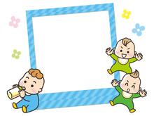 赤ちゃん 写真フレーム