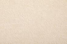 Beige Melange Knitting Fabric ...