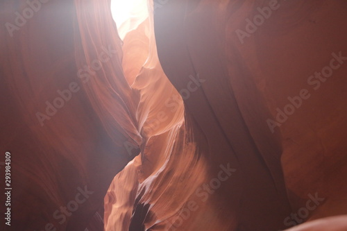 Poster Antelope antilope canyon national park