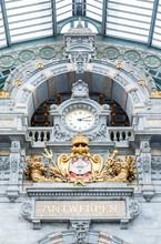 Restored Main Vintage Clock At...