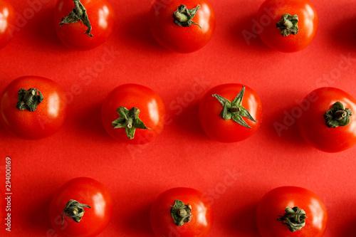 赤いチェリートマト