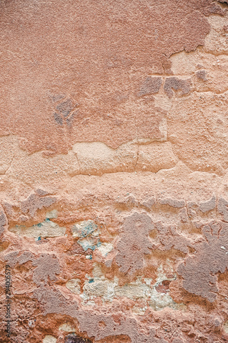 Poster Vieux mur texturé sale Old wall background useful for your creative work