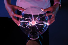 Plasma Ball Energy