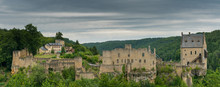 Panorama View Of The Historic ...
