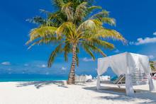Summer Vacation As Beach Lands...
