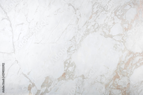 Photo sur Toile Marbre New marble background in classic white color. High quality texture.