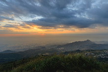Sunrise In The Mountains (Phu ...