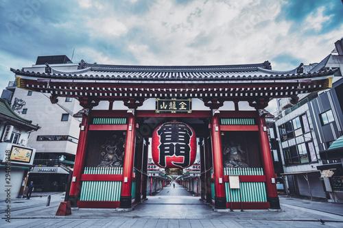 Photo 浅草寺 東京都 観光地