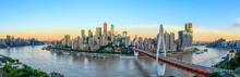 Modern Metropolis Skyline,Chon...