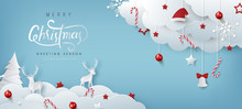 Winter Christmas Composition I...