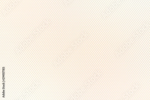 Canvas light pastel background. Subtle new material textured. Blank textile surface. Cloth clean plain illustration. Fabric smooth template. - 294107183