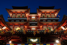 Buddha Tooth Relic Temple And ...
