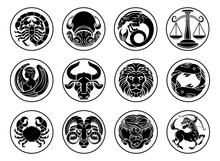 Zodiac Horoscope Astrology Sta...